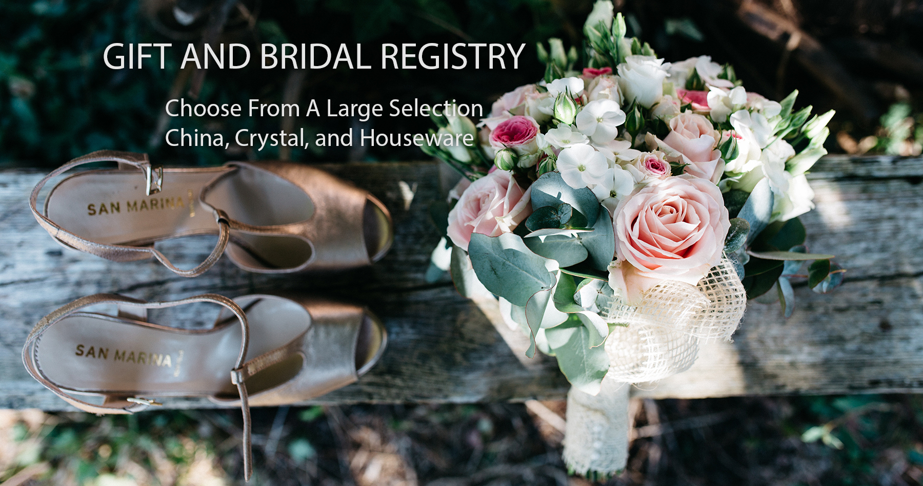 Explore Gift and Bridal Collection